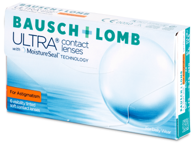 Bausch + Lomb ULTRA for Astigmatism (6 Linsen)