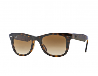 Classic Way Sonnenbrillen - Ray-Ban FOLDING WAYFARER RB4105 710/51