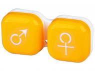 Behälter - Behälter man&woman - gelb