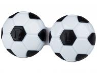Zubehör - Behälter Fußball  - schwarz
