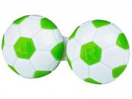 Behälter - Behälter Fußball - grün