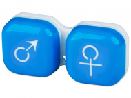 Behälter - Behälter man&woman - blau