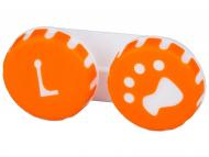 Behälter - Behälter Pfote orange