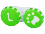 Behälter - Behälter Pfote grün