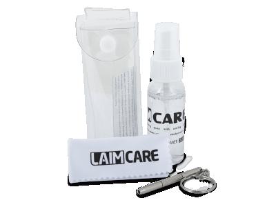 Reinigungsset Laim Care für Brillen