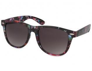 Sonnenbrillen Quadratisch - Sonnenbrille SunnyShade - Black