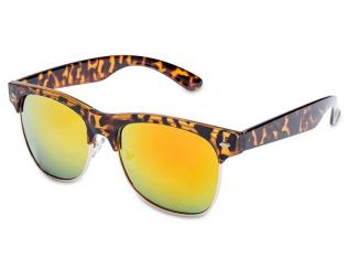 Sonnenbrillen - Quadratisch - Sonnenbrille TigerStyle - Gelb