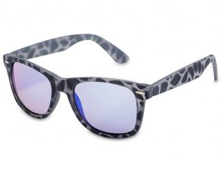Sonnenbrillen Quadratisch - Sonnenbrille Stingray - Blue Rubber