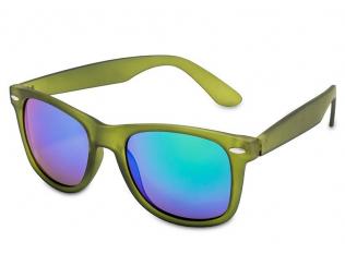 Sonnenbrillen Quadratisch - Sonnenbrille Stingray - Green Rubber