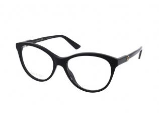 Ovale Brillen - Gucci GG0486O 001