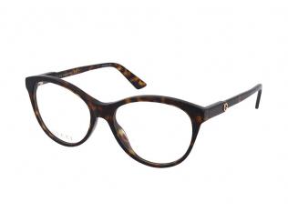 Ovale Brillen - Gucci GG0486O 002