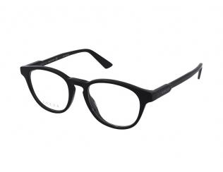 Ovale Brillen - Gucci GG0491O 001