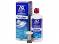 Kontaktlinsen Alcon - AO SEPT PLUS HydraGlyde 360 ml