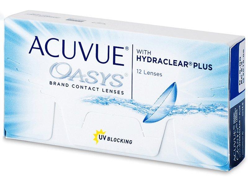 Acuvue Oasys (12 Linsen) - 2-Wochen-Kontaktlinsen