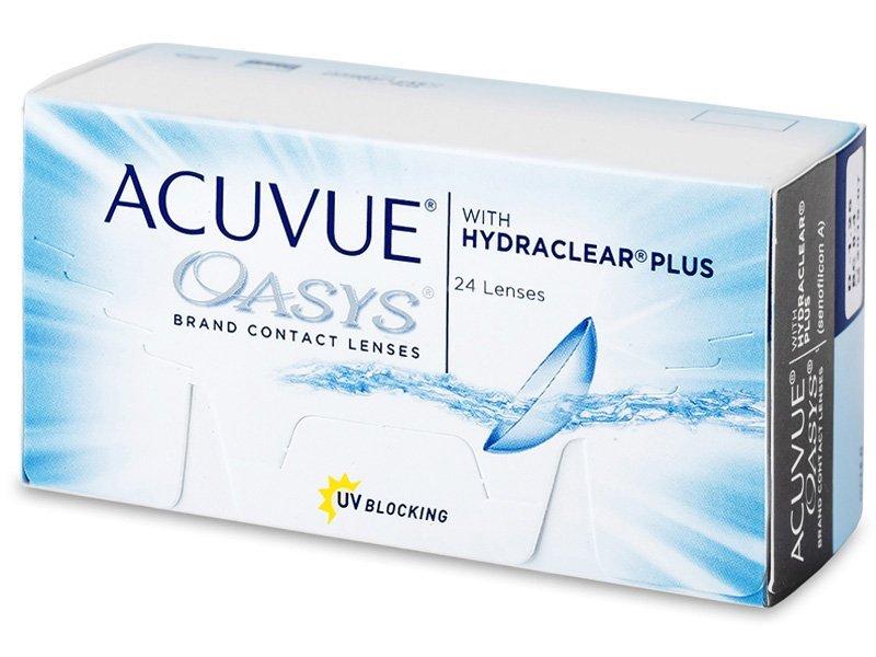 Acuvue Oasys (24 Linsen) - 2-Wochen-Kontaktlinsen
