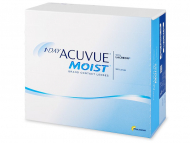 Kontaktlinsen Johnson and Johnson - 1 Day Acuvue Moist (180 Linsen)
