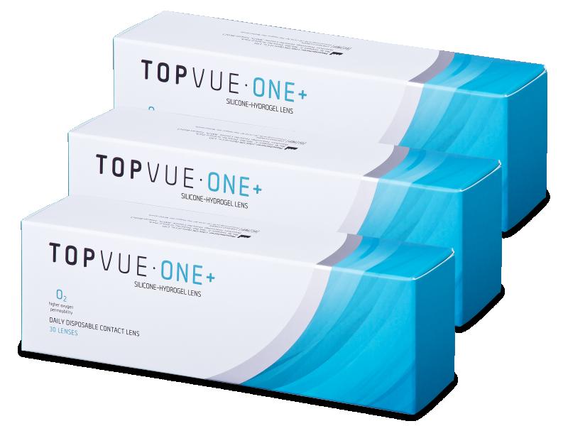 TopVue One+ (90 Linsen) - Tageslinsen