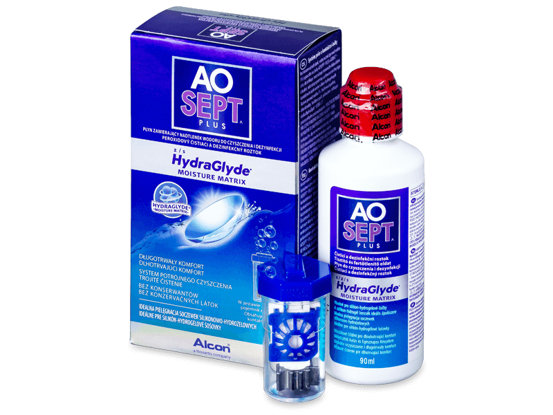 AO SEPT PLUS HydraGlyde 90ml  - Reinigungslösung
