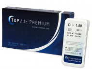 Kontaktlinsen - TopVue Premium (1 Linse)