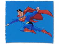 Brillen-Pflege - Brillenputztuch - Superman