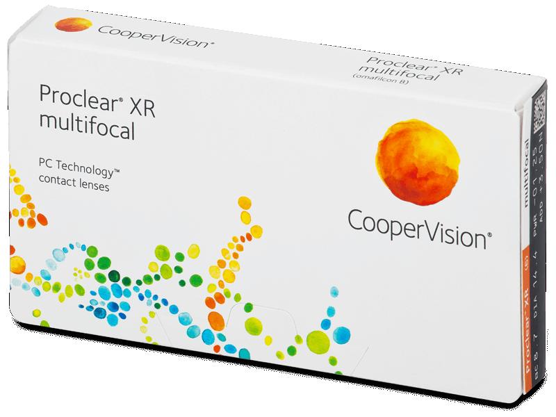 Proclear Multifocal XR (6Linsen) - Multifokale Kontaktlinsen