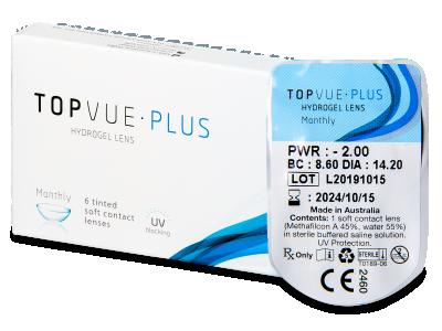 TopVue Plus (1Linse) - Monatslinsen