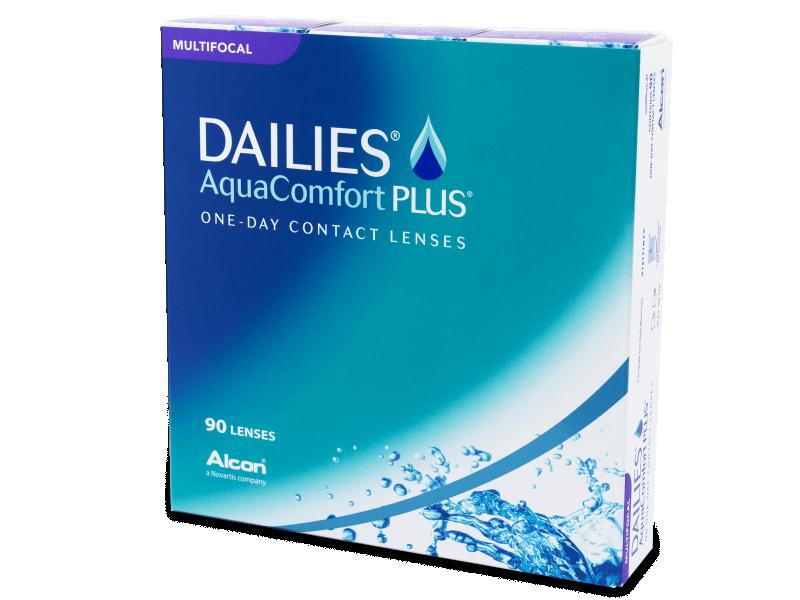 Dailies AquaComfort Plus Multifocal (90Linsen) - Multifokale Kontaktlinsen