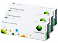 Tageslinsen - MyDay Daily Disposable (90 Linsen)
