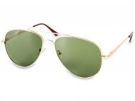 Andere Hersteller - Sonnenbrille Aviator - polarisiert
