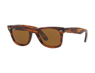 Sonnenbrillen Wayfarer - Sonnenbrille Ray-Ban Original Wayfarer RB2140 - 954
