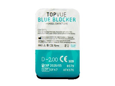TopVue Blue Blocker (30 Linsen) - Blister Vorschau