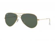 Sonnenbrillen Herren - Sonnenbrille Ray-Ban Original Aviator RB3025 - 001/58 POL