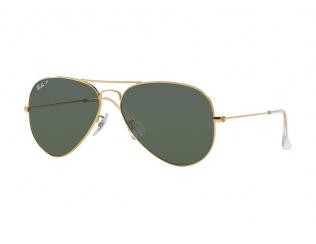 Damen Sonnenbrillen - Sonnenbrille Ray-Ban Original Aviator RB3025 - 001/58 POL