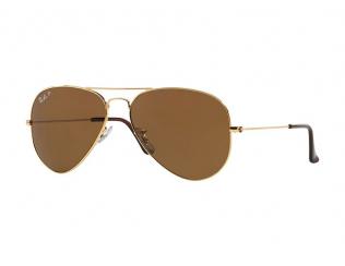 Sonnenbrillen Aviator - Sonnenbrille Ray-Ban Original Aviator RB3025 - 001/57 POL