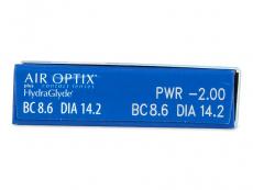 Air Optix plus HydraGlyde (6Linsen) - Vorschau
