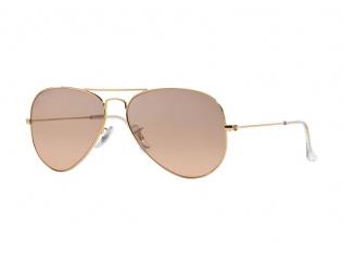 Sonnenbrillen Aviator - Sonnenbrille Ray-Ban Original Aviator RB3025 - 001/3E