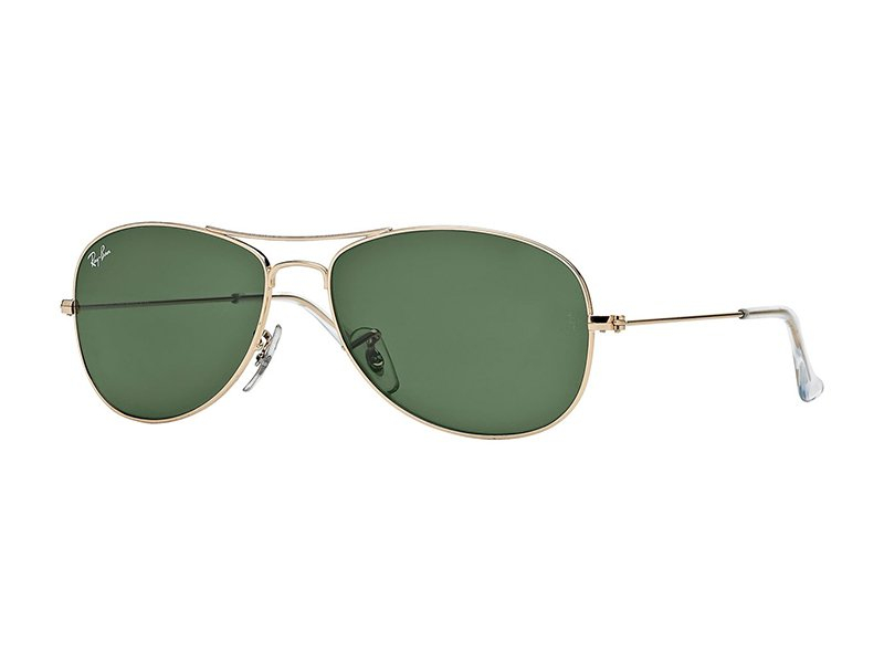 Sonnenbrille Ray-Ban Aviator Cockpit RB3362 - 001