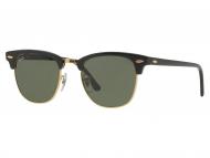 Sonnenbrillen Clubmaster / Browline - Sonnenbrille Ray-Ban RB3016 - W0365