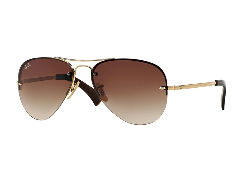 Sonnenbrille Ray-Ban RB3449 - 001/13