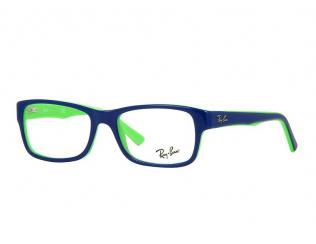 Brillenrahmen Rechteckig - Brille Ray-Ban RX5268 - 5182
