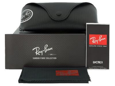 Sonnenbrille Ray-Ban RB8316 - 002/N5  - Inhalt der Packung (Illustrationsbild)