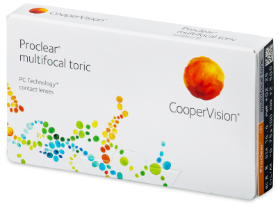 Proclear Multifocal Toric (3 Linsen)