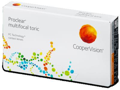 Proclear Multifocal Toric (3 Linsen)