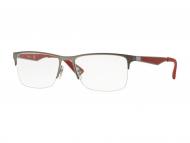 Brillenrahmen Rechteckig - Brille Ray-Ban RX6335 - 2620