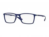 Brillenrahmen Quadratisch - Brille Ray-Ban RX7049 - 5439