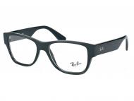 Brillenrahmen Quadratisch - Brille Ray-Ban RX7028 - 2000