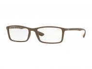 Brillenrahmen Rechteckig - Brille Ray-Ban RX7048 - 5522