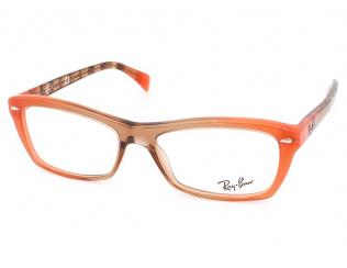 Brillenrahmen Rechteckig - Brille Ray-Ban RX5255 - 5487
