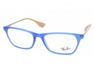 Brillenrahmen Rechteckig - Brille Ray-Ban RX7053 - 5524