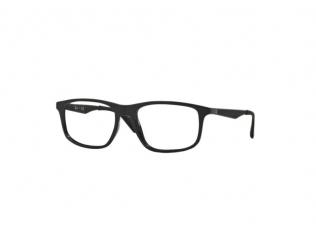 Brillenrahmen Rechteckig - Brille Ray-Ban RX7055 - 2000